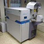 GD-OES Profiler 2. spectrometer