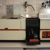 Varian SpektrAA-300 atomabszorpciós spektrofotométer