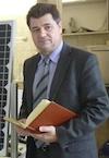Dr. Kékesi Tamás az intézet jelenlegi igazgatója
