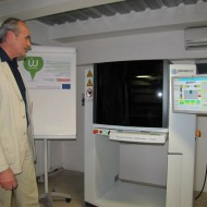 Laboratóriumi plazmakezelő