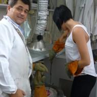 Hidrometallurgia salakfeldolozási  gyakorlata