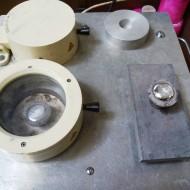 MK oldott gáztartalom meghatározó berendezés
