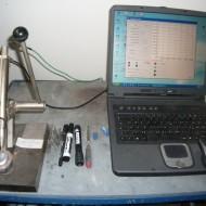 MK termikus elemző rendszer