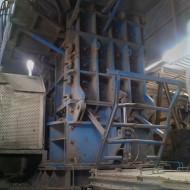Regy Metal-Kalapácsos törő belseje