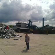 Regy Metal- Kézi hulladék udvar
